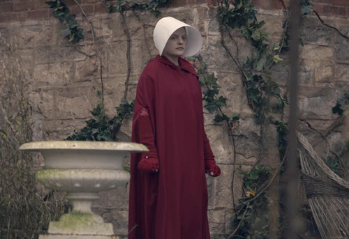 The handmaid's tale - still from the series